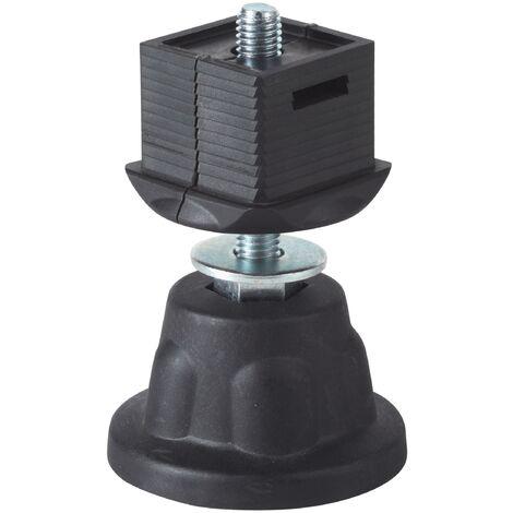 "main image of ""Wolfcraft 6068000 - 1 pata regulable en altura +/ - 40 mm"""