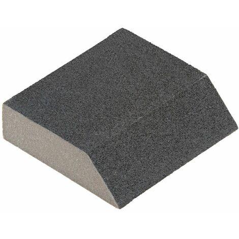 Wolfcraft Bloc mousse abrasif K120 100x90x25mm - 2779000
