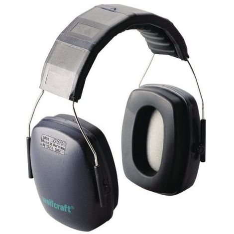 Wolfcraft Cascos anti-ruido