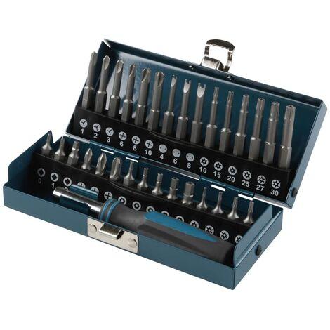 Wolfcraft Combi Safety Bit Box 31 pieces 1386000