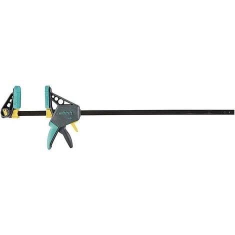 Wolfcraft Einhandzwinge Pro 100-700 Spannweite 700 mm