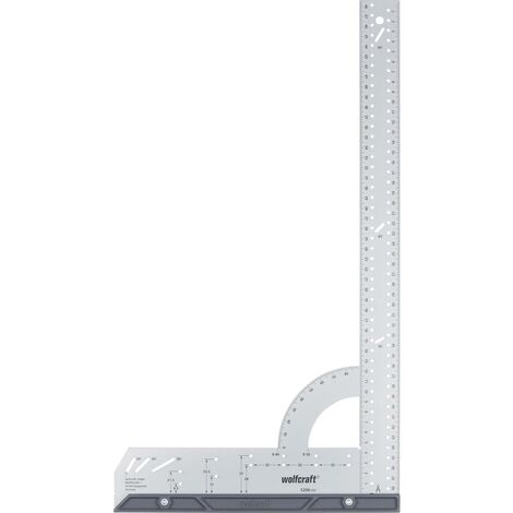 Wolfcraft - Equerre multifonction L:500 mm - 5206000