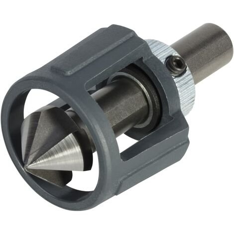 wolfcraft HSS Countersink with Adjustable Depth Stop