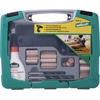 Wolfcraft Kit tasselli 4645000 1 pz.
