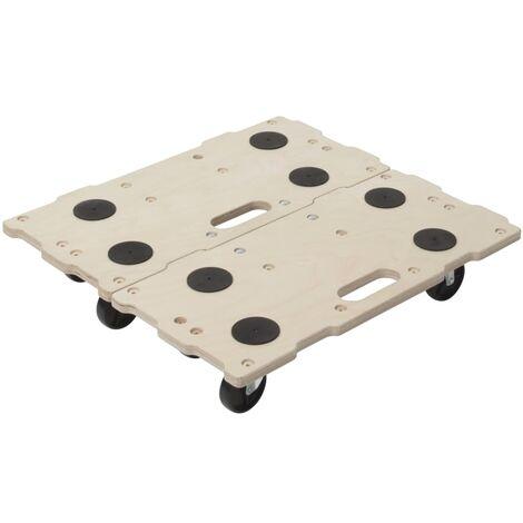 wolfcraft Modular Jigsaw Furniture Dolly FT400 5543000 - Beige