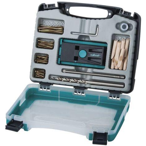 Wolfcraft Pocket Hole Jig Set 4642000