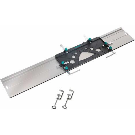 Wolfcraft Rail de guidage FKS 115 pour scies circulaires électriques - 6910000