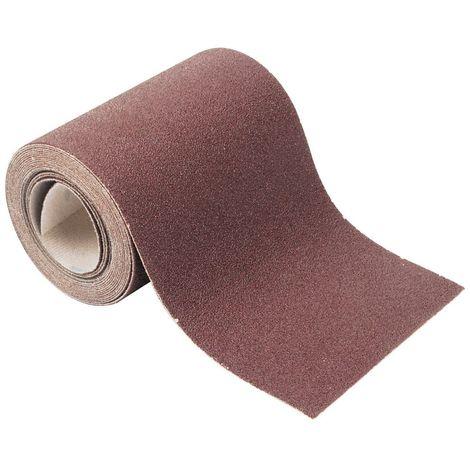 Wolfcraft Rotoli di carta abrasiva velcrati 4 m - 1740000