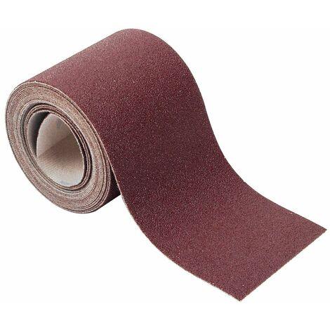 Wolfcraft Rouleaux de papier abrasif auto-agrippant 4 m - 5810000