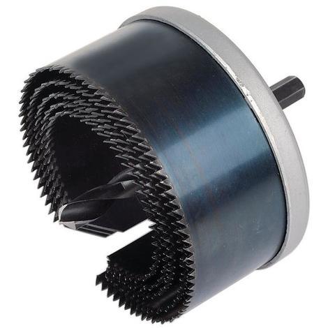 Wolfcraft - Scie cloche standard 5 inserts de lame ø 68 - 100 mm - 8918000