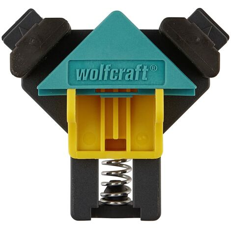 wolfcraft Serre-joint angulaire 2 pcs ES 22 3051000