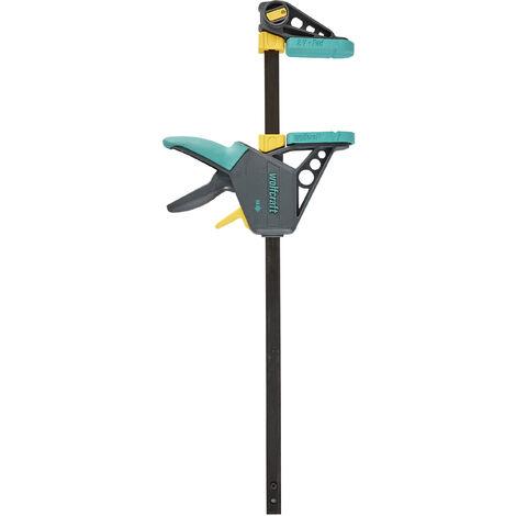 Wolfcraft - Serre-joints à une main EHZ PRO 100-150 mm