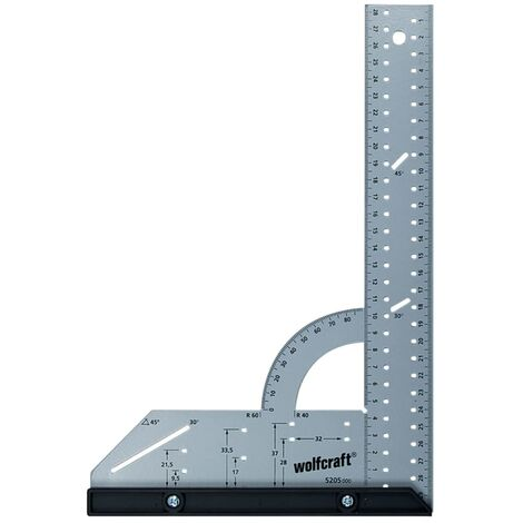 Wolfcraft Universal Square 300 mm 5205000