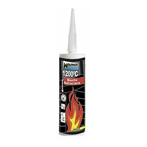 Wolfpack 14040012 Mastic réfractaire 300 ml