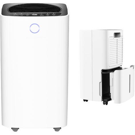 EUROM DryBest 20 Luftentfeuchter Bautrockner Raumentfeuchter Entfeuchter