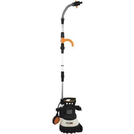 WOLPERTECH Pompe pour tonneau à eau de pluie - WT 350 - 350W 5200L/h