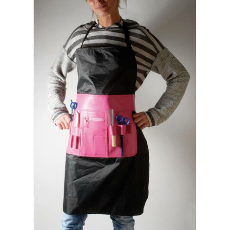 Women's apron for grooming dogs and cats