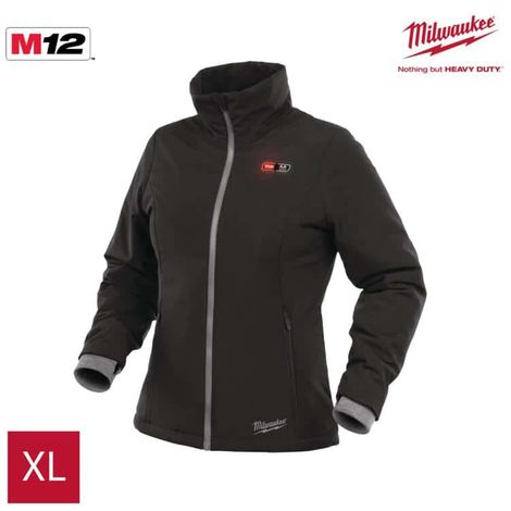 Women's Milwaukee M12 HJ LADIES-0 Heater Jacket size S without battery or charger 4933451601