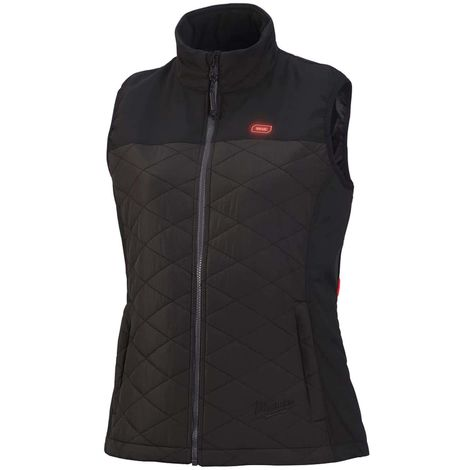 Women's Milwaukee Sleeveless Jacket M12 HBWPLadies-0 Size L 4933464805 without battery and charger