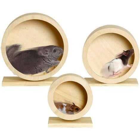 Wonderland Roue pour Hamster 15 cm