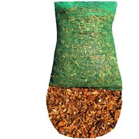 Wood Chip Bark Chippings for Garden Landscapes Weed Control & Play Areas 30L Bag