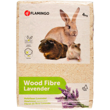 wood chips with lavender for rodents 4KG