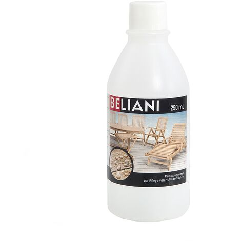 """main image of """"Wood Cleaner Cleaning Agent Indoor Outdoor Wooden Furniture Care Belwood"""""""