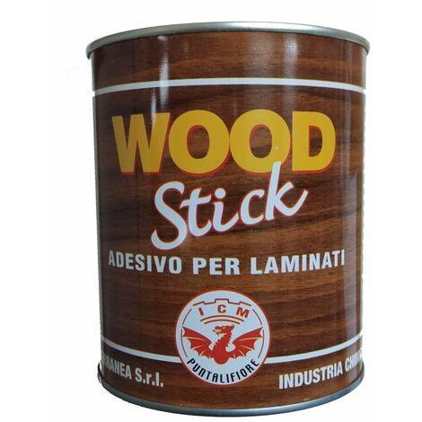 """main image of """"Wood stick da 0,850 lt colla a contatto tipo il bostik 99 ideale per laminati"""""""