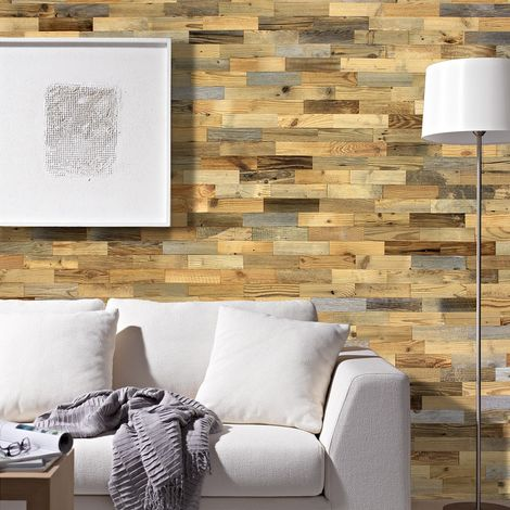 Wood Wall Paneling Aged Wood Wooden Wall Panel Wood Siding 200mm