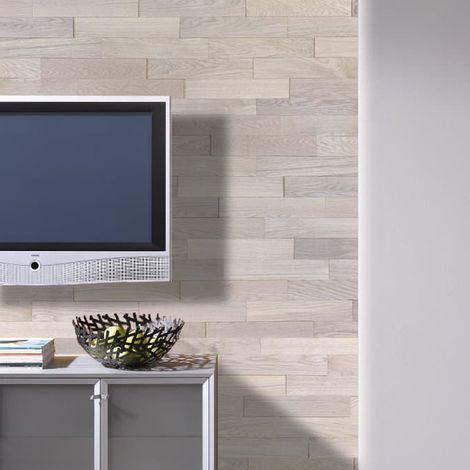 Wood Wall Paneling Arctic Oak Wooden Wall Panel Wood Siding 400mm