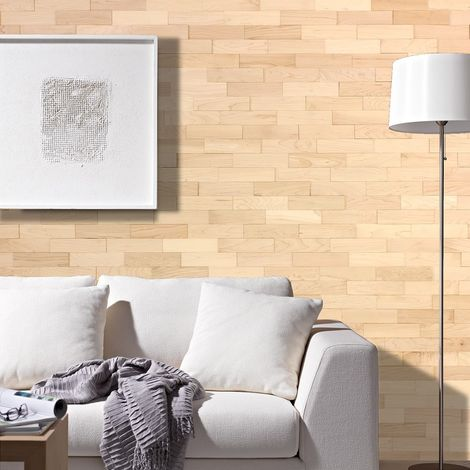 Wood Wall Paneling Maple Wooden Wall Panel Wood Siding 200mm