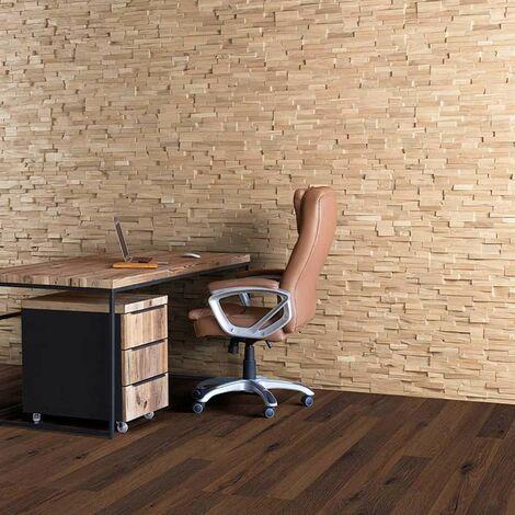 Wood Wallcovering Deja Vu Decorative Wood Panel Wooden Wall Cladding 1m²