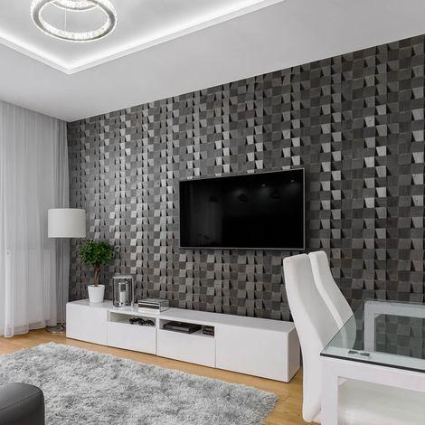 Wood Wallcovering Erro Decorative Wood Panel Wooden Wall Cladding 1m²