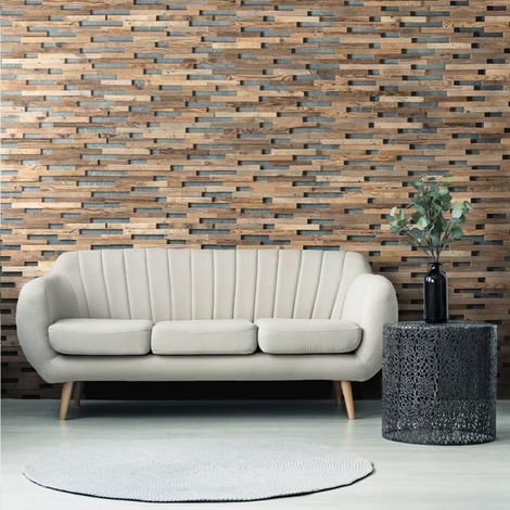 Wood Wallcovering Expo Decorative Wood Panel Wooden Wall Cladding 1m²