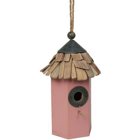 Wooden Bird House 35cm