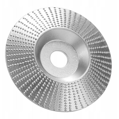 """main image of """"Wooden Corner Grinder Sanding Abrasive Disk For Rotary Tool for Corner Grinder Tungsten Carbide Coating Bore"""""""