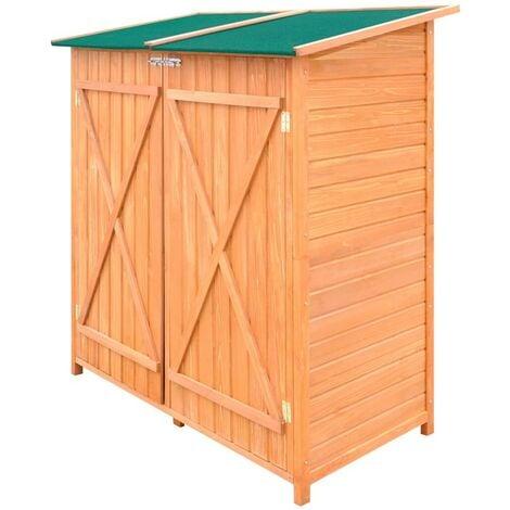 Wooden Shed Garden Tool Shed Storage Room Large VD06903