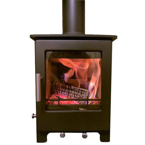 Woodford Lowry Eco Design Ready Multi Fuel Stove