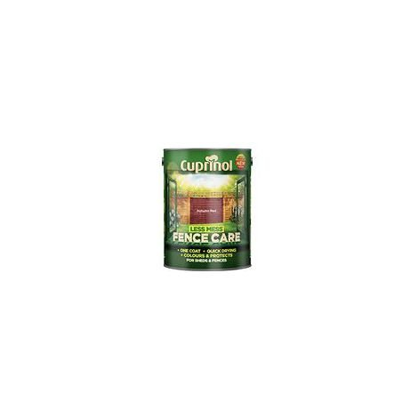 Woodland Green Cuprinol Less Mess Fence Care 6 Litres
