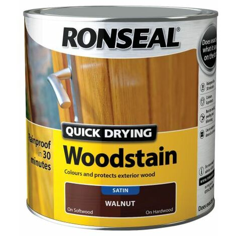 Woodstain Quick Dry