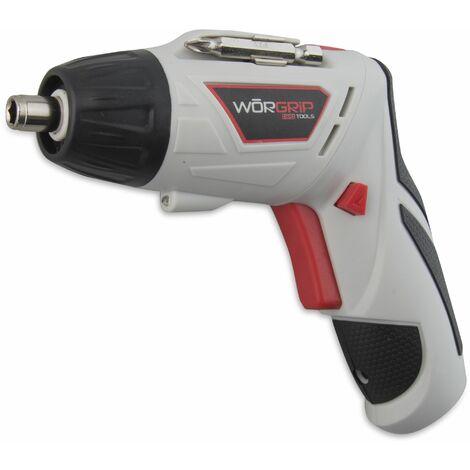 Worgrip pro tools ALFA atornillador litio 3,6v 1,2AH