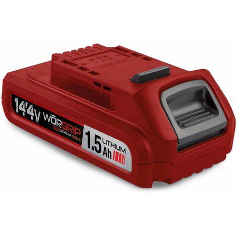 Worgrip pro tools bateria recambio 14,4v 1,5AH