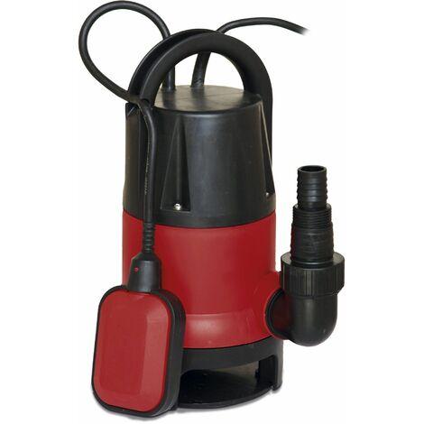 Worgrip pro tools bomba sumergible aguas sucias 900w