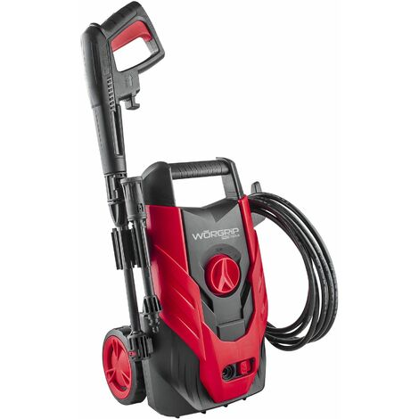 Worgrip pro tools hidrolimpiadora alta presion 110 BAR 1400w