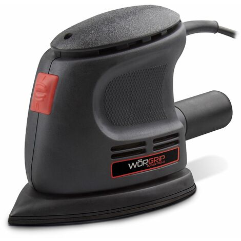 Worgrip pro tools lijadora mouse 105w