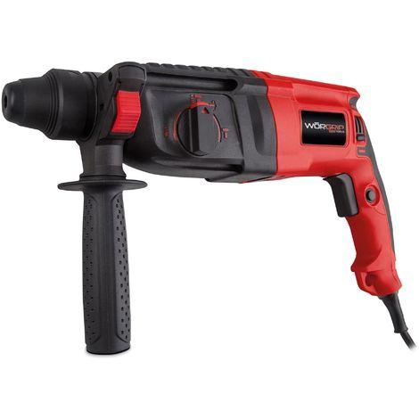 Worgrip pro tools martillo percutor SDS 800w PRO