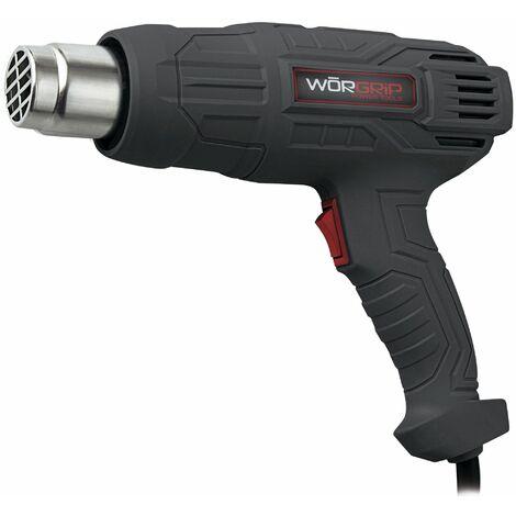 Worgrip pro tools pistola decapadora 2000w
