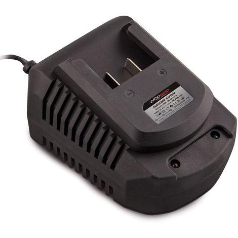Worgrip pro tools recambio cargador 20v para baterias 46434