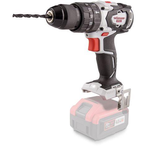 Worgrip pro tools taladro Brushless percutor litio 20v pro sin bateria