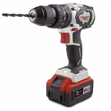 Worgrip pro tools taladro Brushless percutor litio 4 AH 20v pro